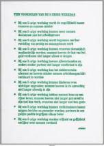 Tien voordelen 5- urige werkdag