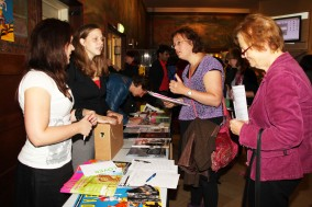2011 informatie- markt van de betrokken organisaties