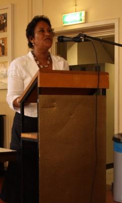 2011 Joan Ferrier gesproken column