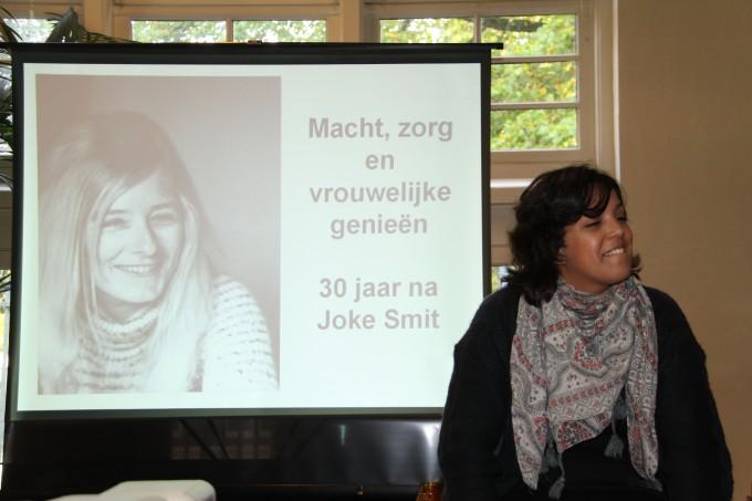 2011 Nadia Bouras 30 jaar na Joke Smit