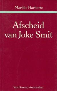 Afscheid van Joke Smit